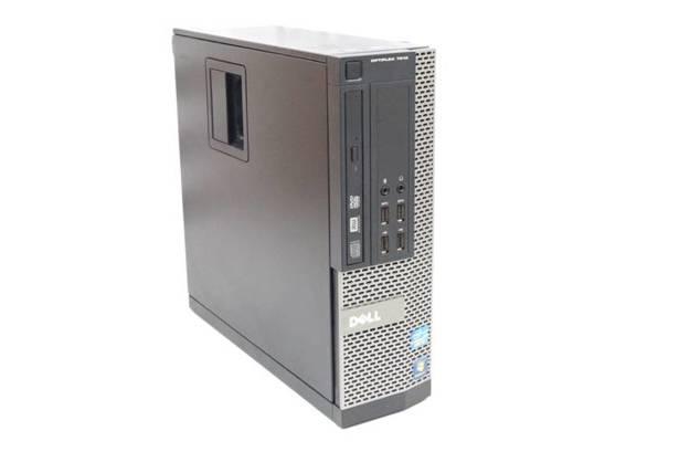 DELL 7010 SFF i3-3220 4GB 120GB SSD WIN 10 HOME