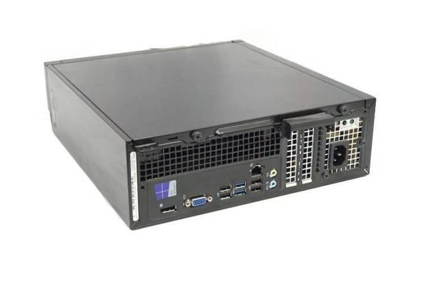 DELL 3020 SFF i3-4130 4GB 240GB SSD WIN 10 HOME