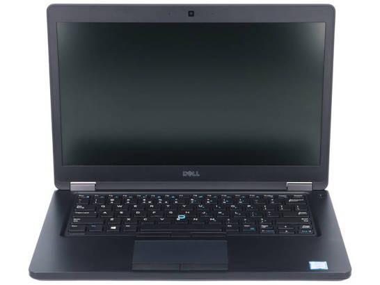 DELL 5480 i5-6200U 8GB 240GB SSD FHD WIN 10 HOME