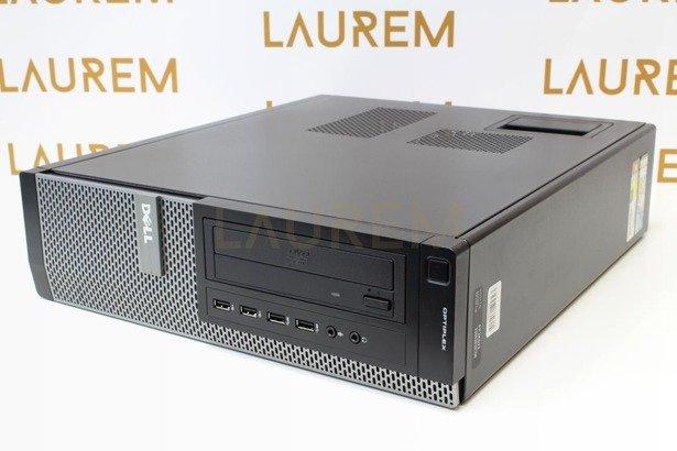 DELL 7010 DT DUAL CORE G1610 4GB 120GB SSD WIN10