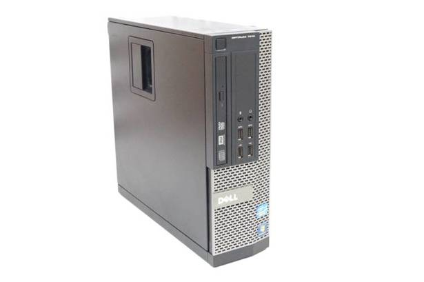 DELL 7010 SFF i3-3220 4GB 240GB SSD WIN 10 PRO