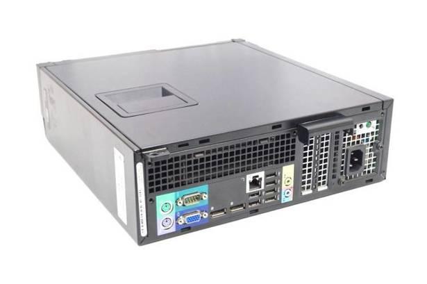 DELL 7010 SFF i3-3220 4GB 250GB WIN 10 PRO