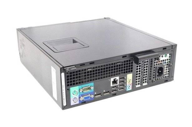 DELL 7010 SFF i5-3470 8GB 240GB SSD WIN 10 HOME