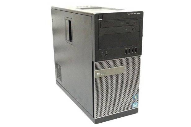 DELL 7010 TW i3-3240 4GB 120GB SSD WIN 10 HOME
