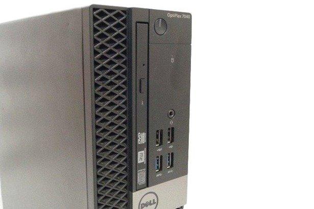 DELL 7040 SFF i3-6100 8GB 240GB SSD WIN 10 HOME