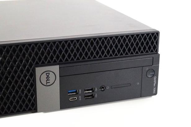 DELL 7060 SFF i7-8700 16GB 240GB SSD WIN 10 HOME