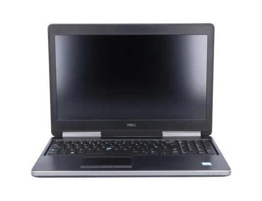 DELL 7510 I7-6820HQ 8GB 120GB SSD FHD nVidia QUADRO M1000M