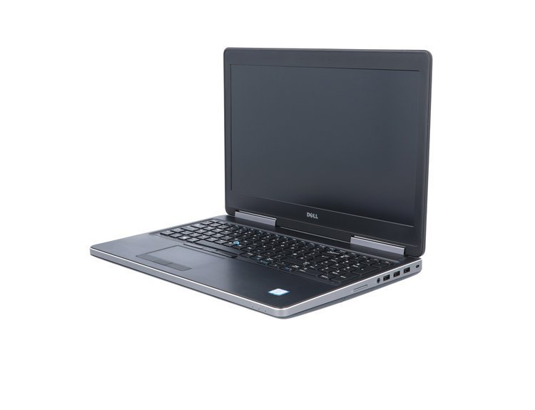 DELL 7510 I7-6820HQ 8GB 120GB SSD FHD nVidia QUADRO M1000M WIN 10 PRO