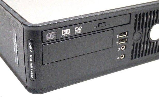 DELL 780 SFF C2D E8400 8GB 240GB SSD WIN 10 HOME