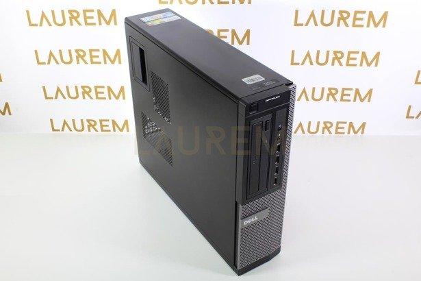 DELL 9010 DT i3-3220 4GB 240GB SSD WIN 10 PRO