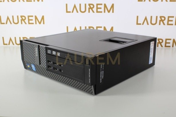 DELL 990 SFF i5-2400 8GB 120GB SSD WIN 10 HOME