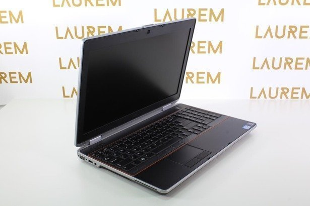 DELL E6520 i5-2520M 4GB 120GB SSD WIN 10 HOME