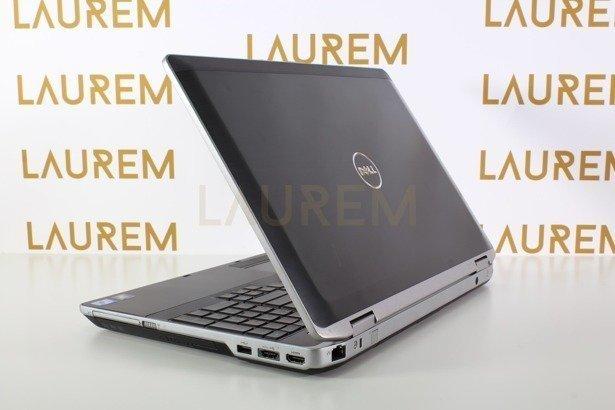 DELL E6530 i5-3320M 4GB 120GB SSD HD+ WIN 10 PRO