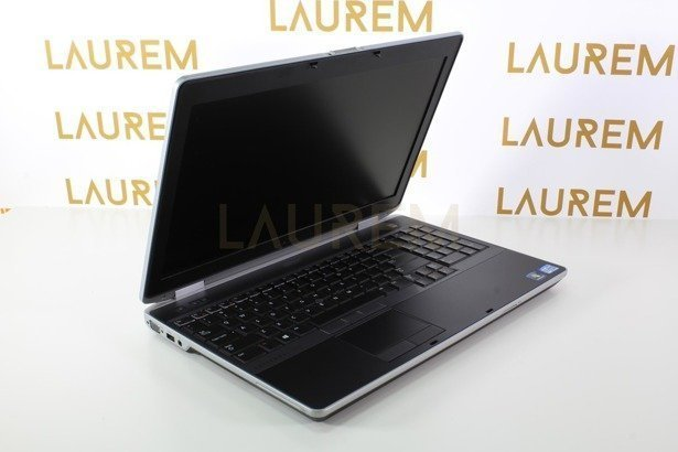 DELL E6530 i5-3320M 8GB 120GB SSD HD+