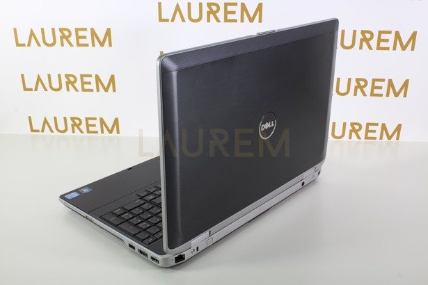 DELL E6530 i7-3720QM 8GB 120GB SSD FHD WIN 10 PRO