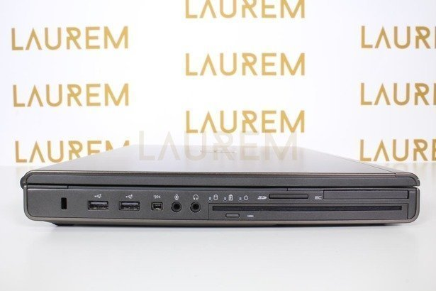 DELL M4700 i7-3840QM 8GB 120SSD K2000M FHD