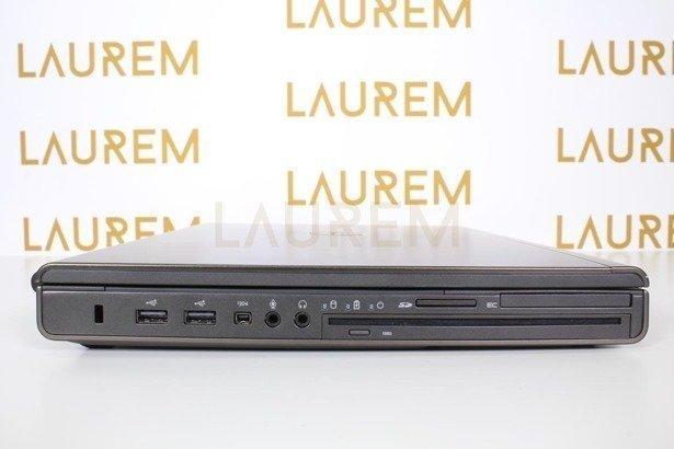 DELL M4700 i7-3840QM 8GB 240SSD K2000M FHD