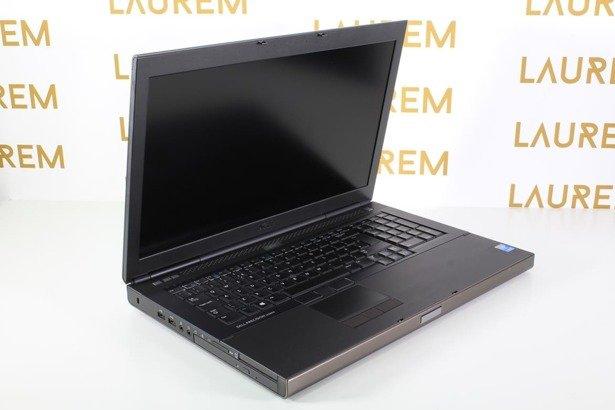 DELL M6800 i7-4800Q 16GB 512SSD K4100M HD+ WIN 10