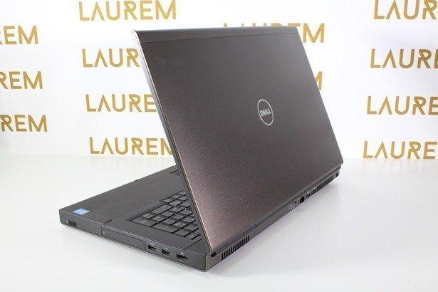 DELL M6800 i7-4800Q 8GB  240SSD K4100M HD+ WIN 10 PRO