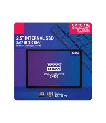 "DYSK SSD GOODRAM CX400 256GB 2,5"" TLC"