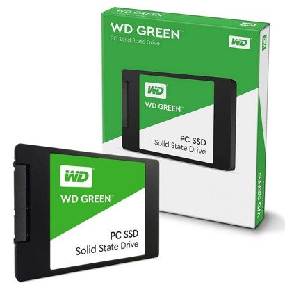 "DYSK SSD WD GREEN 2,5"" 120GB"