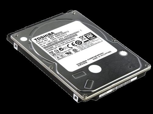 "DYSK TWARDY TOSHIBA SATA 2,5"" 320GB 7200 SLIM"