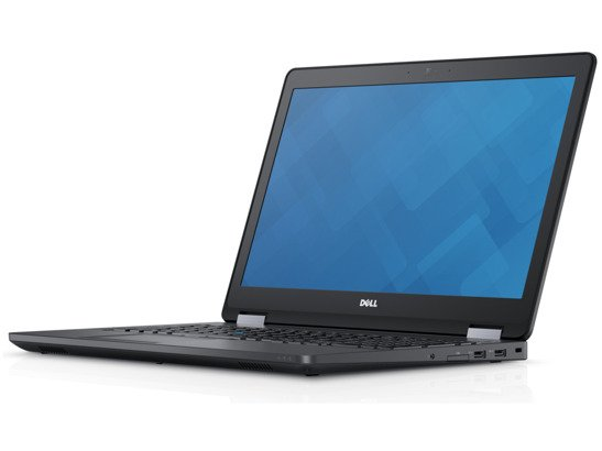Dell E5470 i7-6820HQ 16GB 256GB SSD FHD WIN 10 HOME