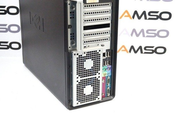 Dell Precision 490 Xeon 5130 2x2.0GHz 4GB 500GB DVD NVS U1
