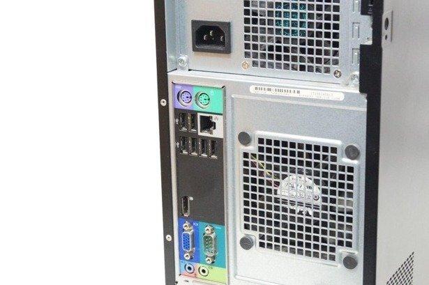 Dell Precision T1600 QUAD E3-1245 3.3GHz 8GB 500GB DVD NVS Windows 10 Professional PL
