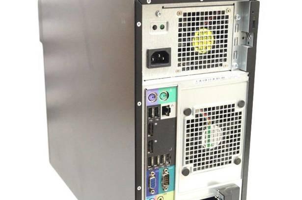 Dell Precision T1700 E3-1270v3 3.5GHz 8GB 500GB +120GB SSD DVD NVS