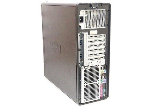 Dell Precision T3500 XEON E5502 2x1.86GHz 8GB 500GB DVD NVS Windows 10 Home PL
