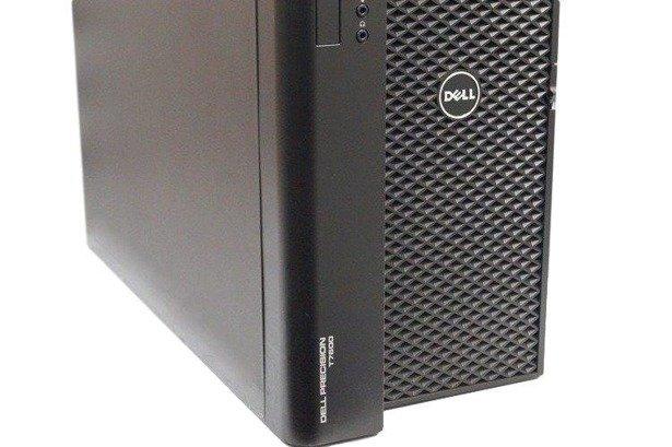 Dell Precision T7600 E5-2687W 8x3.1GHz 32GB 240GB SSD NVS
