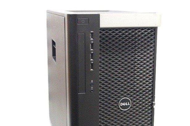 Dell Precision T7600 E5-2687W 8x3.1GHz 64GB 500GB+480SSD NVS