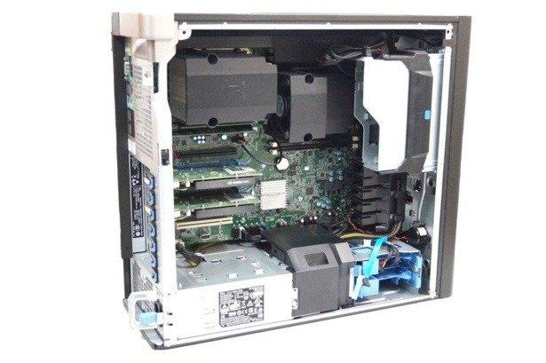 Dell Precision T7810 2x E5-2609v3 6x1.9GHz 16GB 240GB SSD NVS