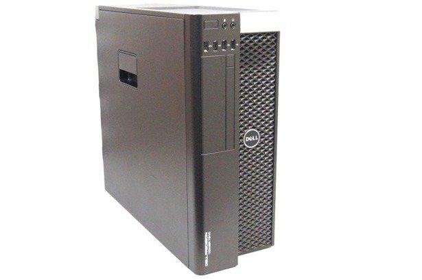 Dell Precision T7810 2x E5-2609v3 6x1.9GHz 16GB 480GB SSD NVS Windows 10 Professional PL
