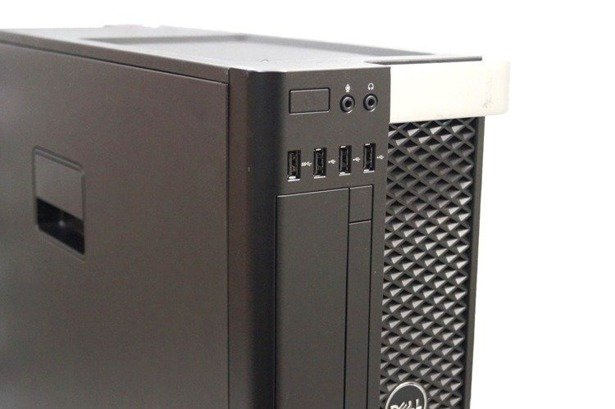 Dell Precision T7810 2x E5-2609v3 6x1.9GHz 32GB 500GB +240SSD NVS