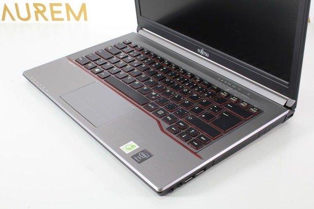 FUJITSU E744 i5-4200M 8GB 240GB SSD HD+ WIN 10 PRO