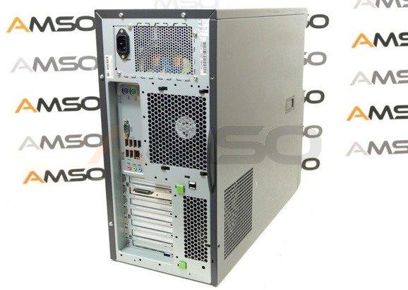 Fujitsu Celsius R570 SixCore x5650 2.66GHz 8GB 240GB SSD NVS DVD Windows 10 Professional PL Klasa A-
