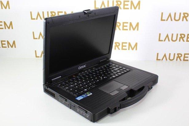 GETAC S400 i5-3320M 4GB 240GB SSD GT730 WIN 10