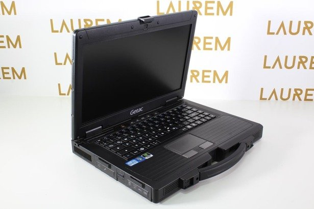 GETAC S400 i5-3320M 4GB 500GB GT730 WIN 10 HOME