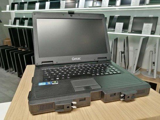 GETAC S400 i5-3320M 8GB 240GB SSD GT730 BR WIN 10