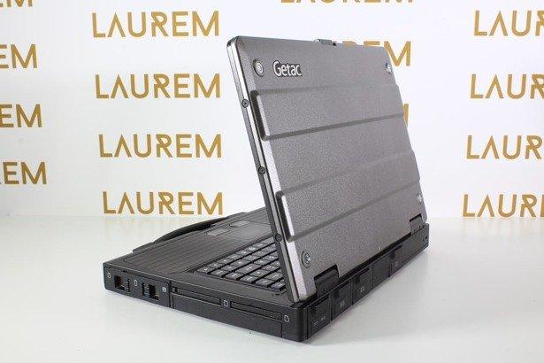 GETAC S400 i5-3320M 8GB 240GB SSD GT730 WIN 10 PRO