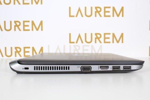 HP 430 i3-4005U 8GB 240GB SSD WIN 10 HOME
