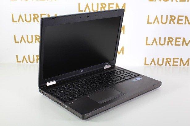 HP 6570b i3-2370M 4GB 120GB SSD WIN 10 PRO