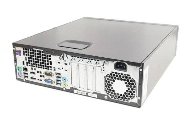 HP 800 G1 SFF i5-4570 8GB 120GB SSD WIN 10 HOME