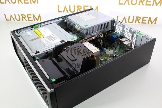 HP 8300 SFF i3-3220 4GB 120GB SSD WIN 10 HOME