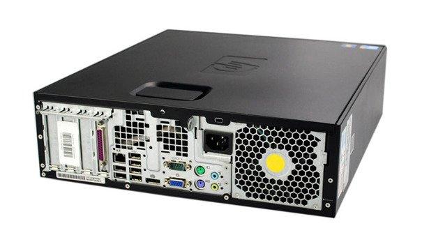 HP 8300 SFF i7-3770 8GB 120GB SSD WIN 10 HOME