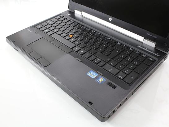 HP 8560W i7-2820QM 8GB 480GB SSD HD+ 2000M WIN 10