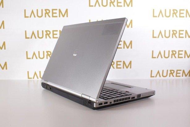 HP 8570p i5-3320M 8GB 320GB HD+ WIN 10 PRO