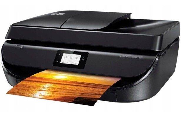 HP DeskJet Ink Advantage 5275 Urządzenie Wielofunkcyjne A4 Kolorowa WIFI SKANER + TUSZE